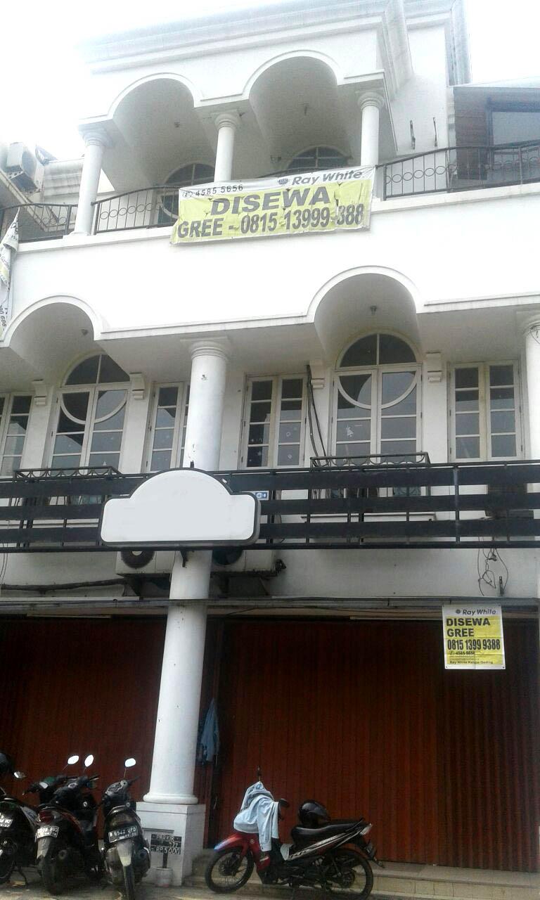Ruko di Sewa Kelapa Hibrida Raya-Kelapa Gading-Jakarta Utara