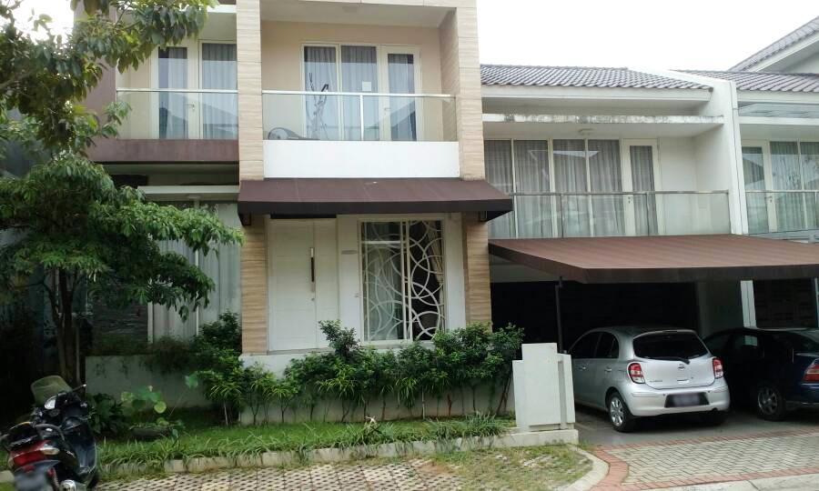 Rumah di Bintaro murah di Kebayoran Essence Sektor 7 Bintaro Lt 255