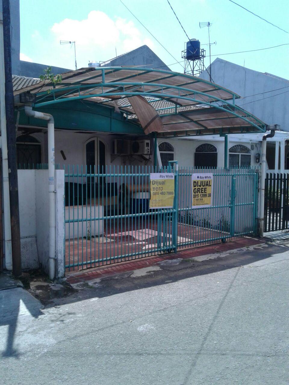 Rumah di Jual Gading Indah-Kelapa Gading-Jakarta Utara