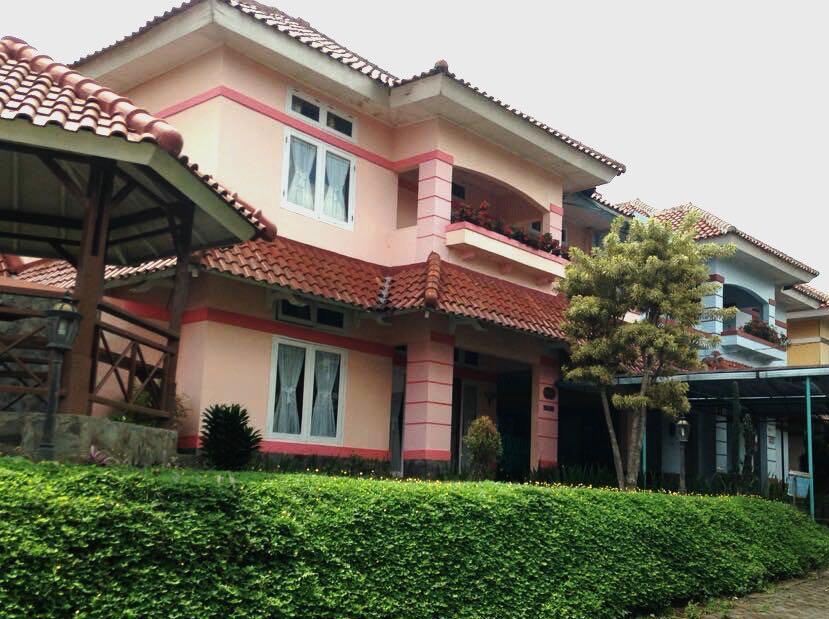 Villa di Jual Cipendawa-Cipanas-Puncak-Bogor