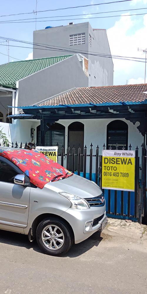 Rumah di Sewa Kelapa Lilin 10-Kelapa Gading-Jakarta Utara