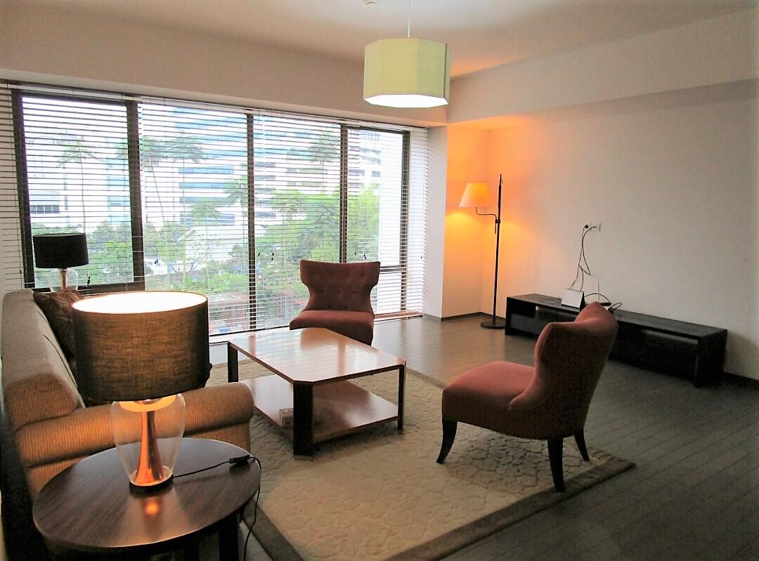 Kuningan - Apartemen 2BR Verde