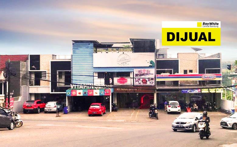 **Dijual Cepat Ruko Dago Atas Bandung Untuk Invest! Murah & Menguntungkan