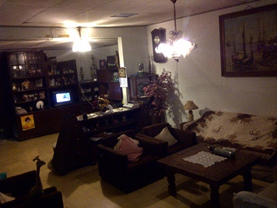 Jarang ada.. rumah tua hitung tanah dibawah 200m @ Cibulan, Kebayoran Baru