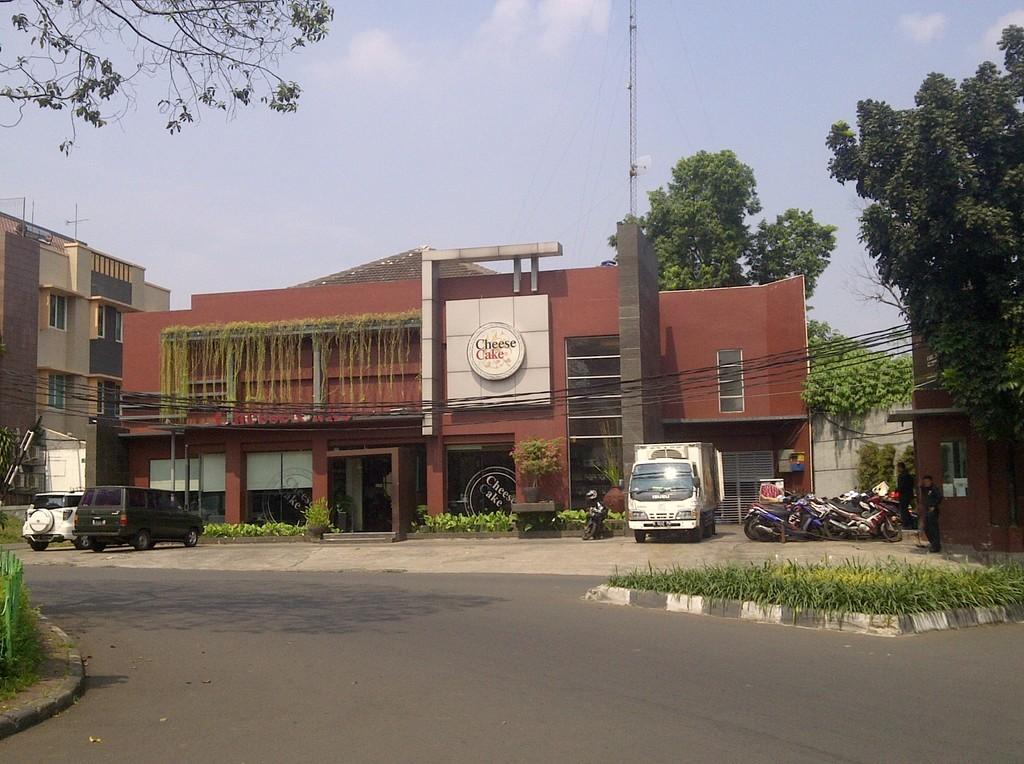 Dijual Rumah Jl Barito, cocok usaha dan kantor