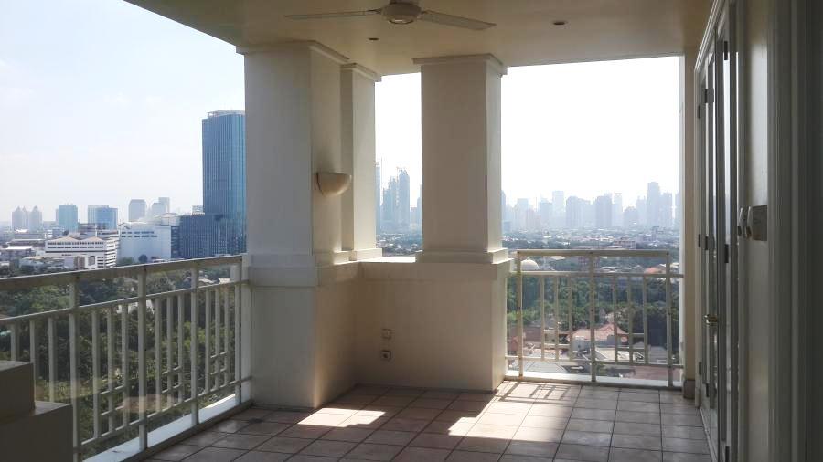 Dijual Apartemen Dharmawangsa Residence, Kebayoran Baru