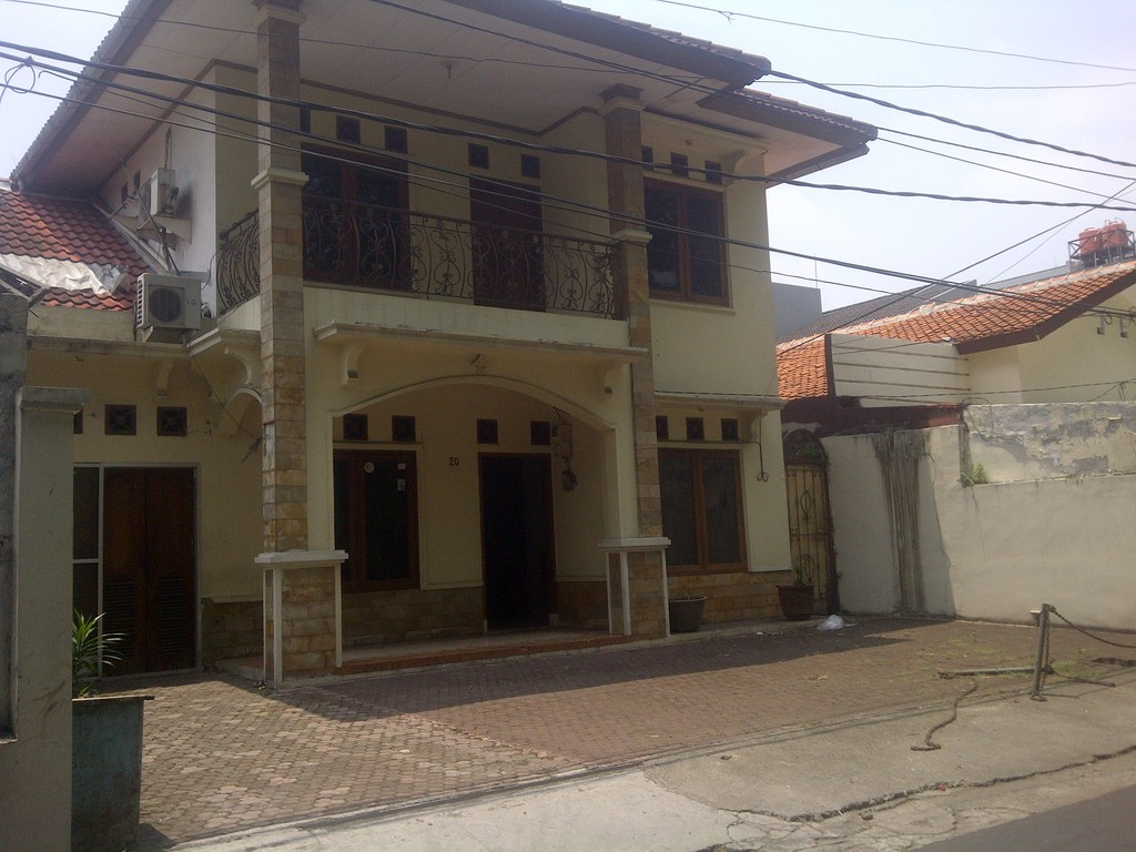 Dijual Rumah Jl Ciragil,Kebayoran Baru