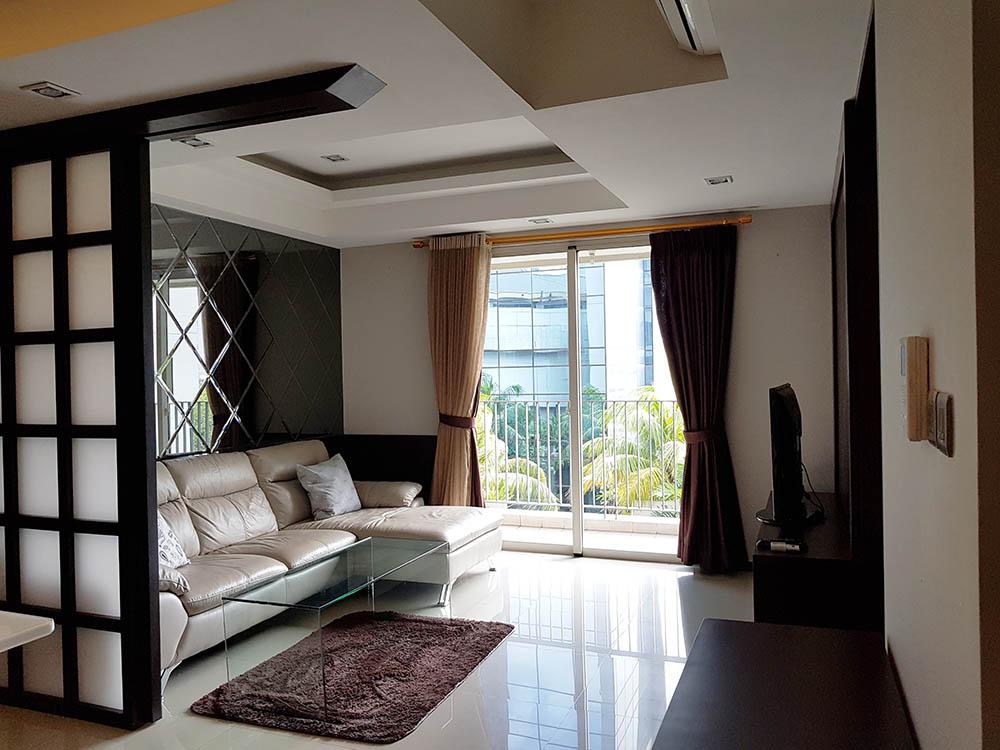 Apartemen di Jual & Sewa Casa Grande Twr Mirage-Casablanca-Jakarta Selatan