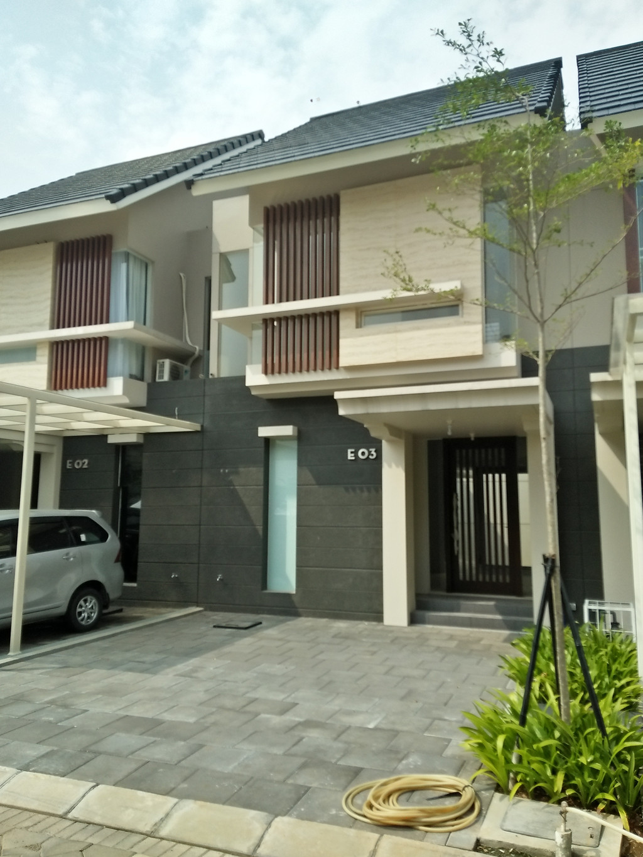 Joglo / Ciledug, Jakarta Barat - 🍀 CLOVER HILL RESIDENCES 🍀 New House ready unit