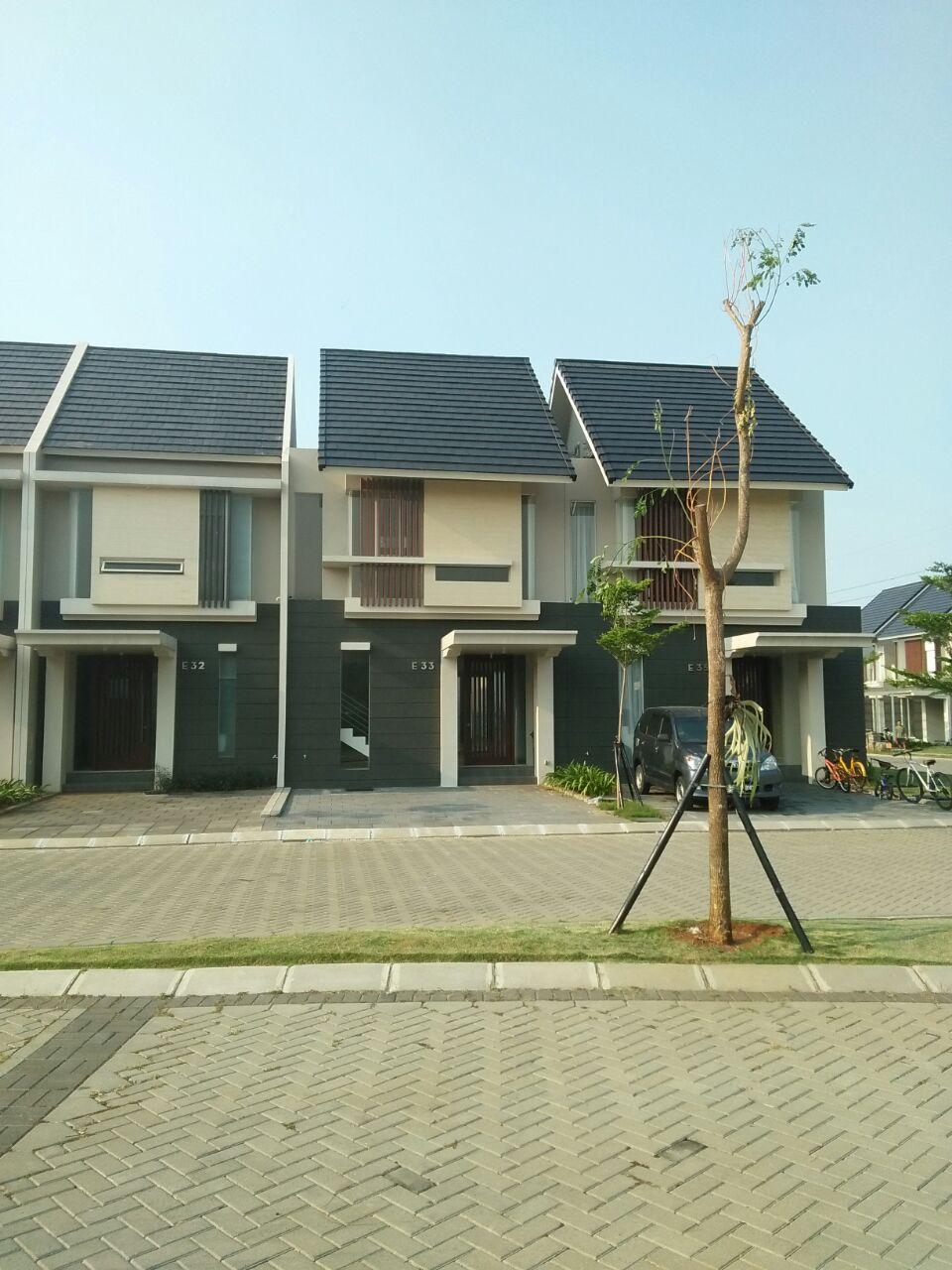 Joglo / Ciledug, Jakarta Barat - 🍀 CLOVER HILL RESIDENCES 🍀 New House, READY UNIT