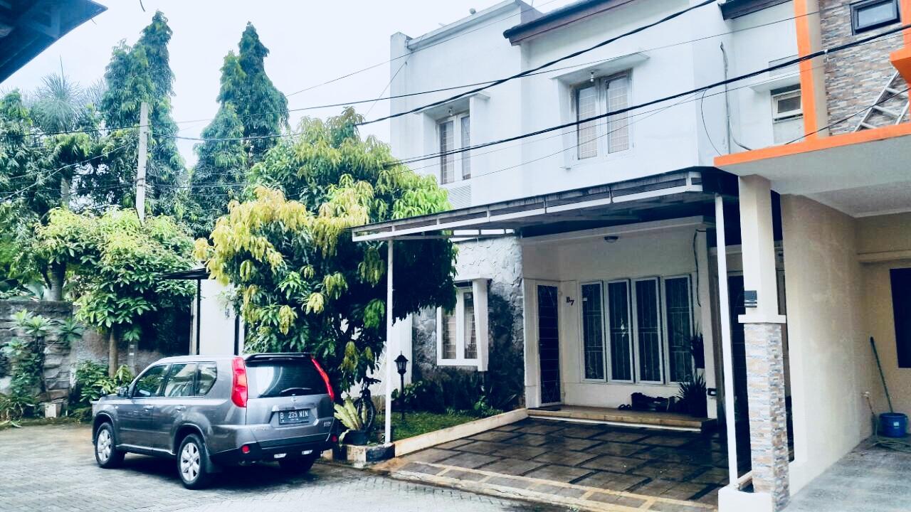 Rumah Bagus Di Cluster Risna Residence, Bintaro