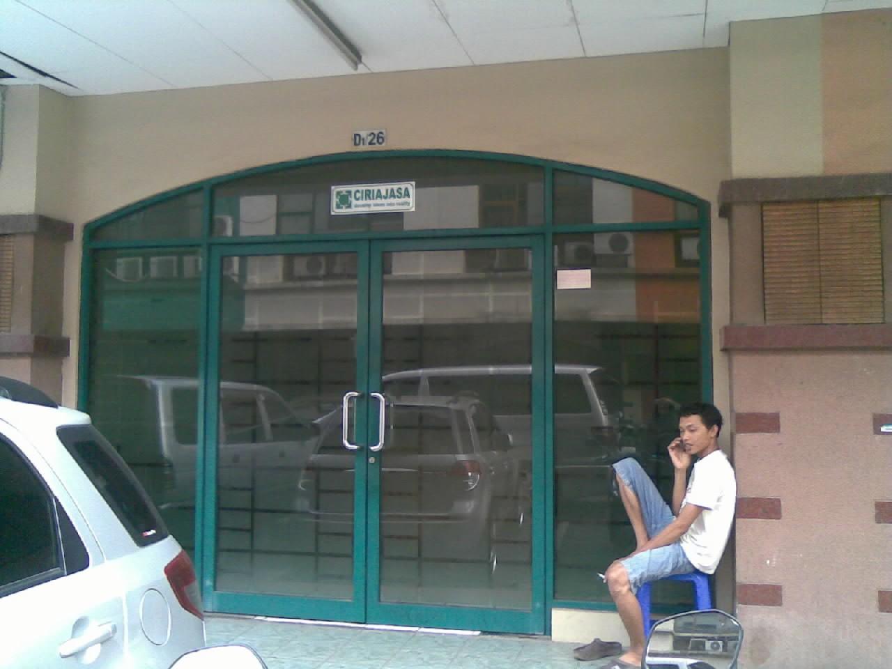 Dijual Ruko di Fatmawati