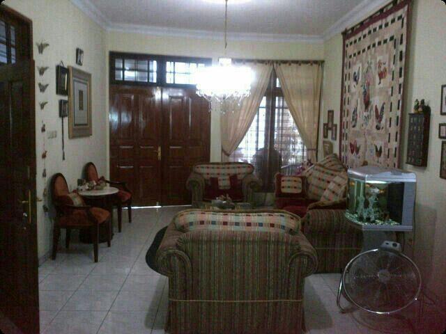 Dijual Rumah Siap Huni di Rempoa, Tangerang Selatan