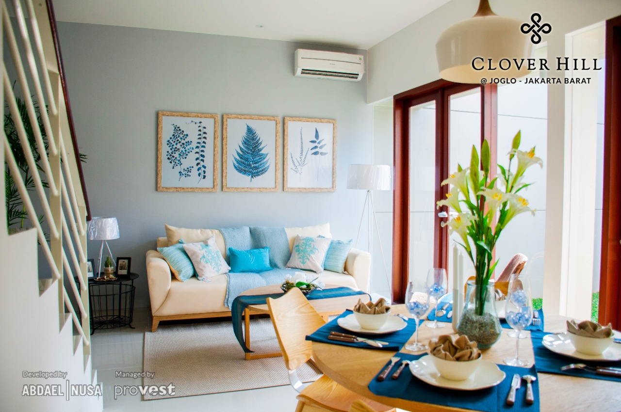 RUMAH BRAND NEW CLOVER HILL RES