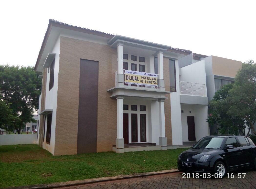 Rumah di Jual Cluster alamanda-Jakarta Garden City-Cakung-Jakarta Timur