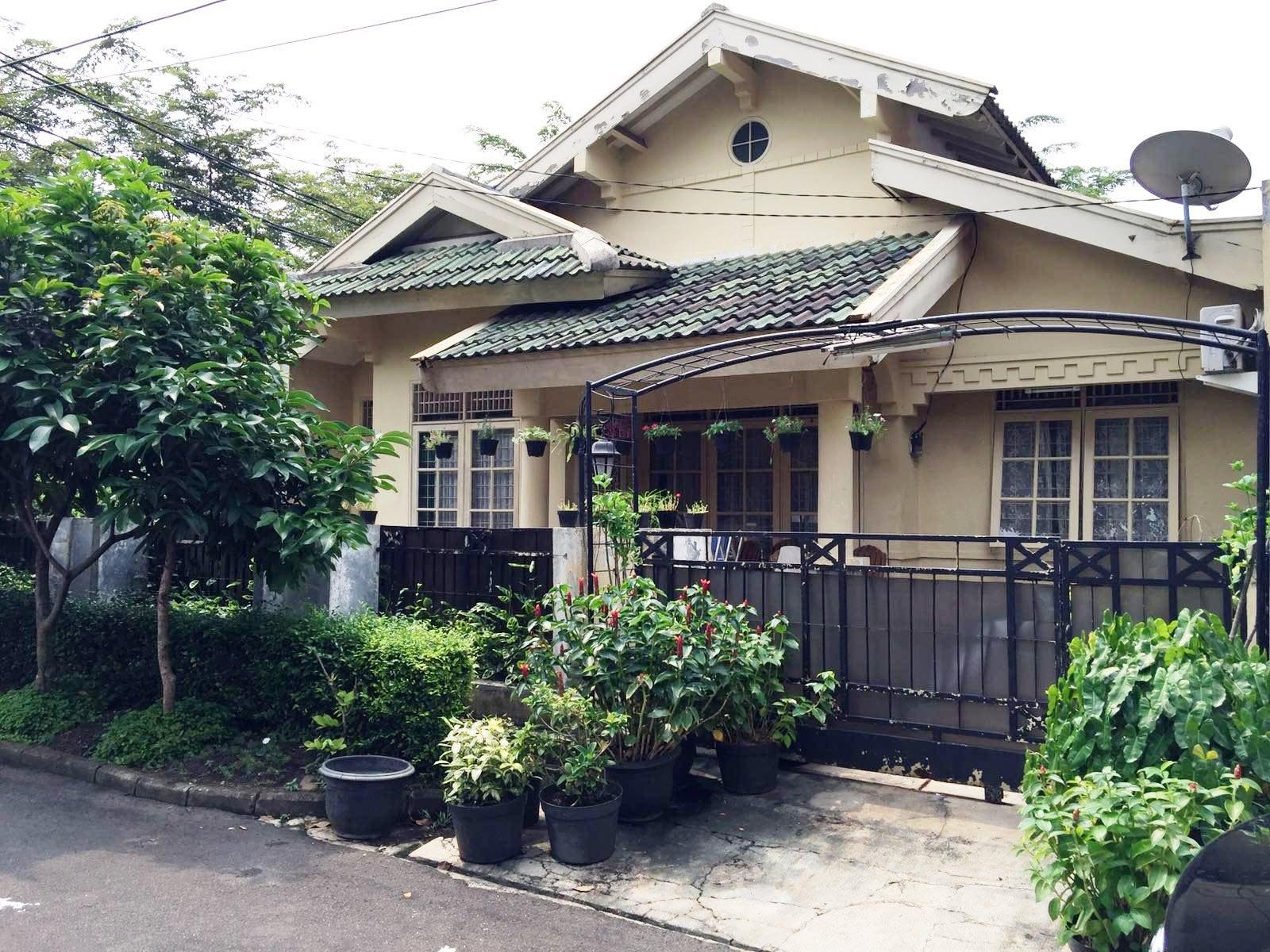 Rumah Nyaman dan Siap Huni di Kawasan Kasuari, Bintaro Jaya