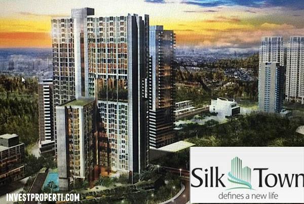 Apartment Silk Town di Kawasan BSD