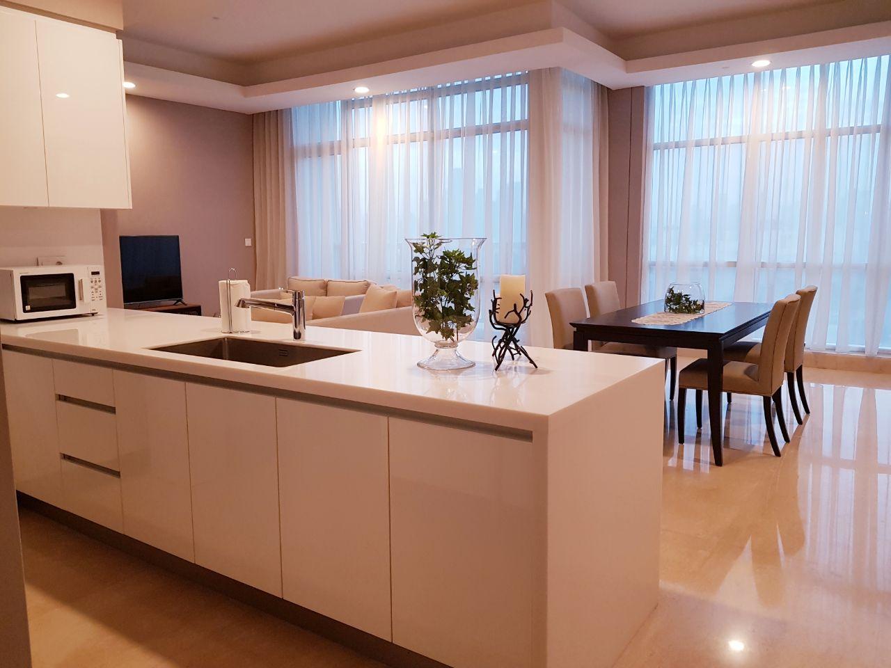For Rent La Maison Apartment at Barito - Kebayoran Baru