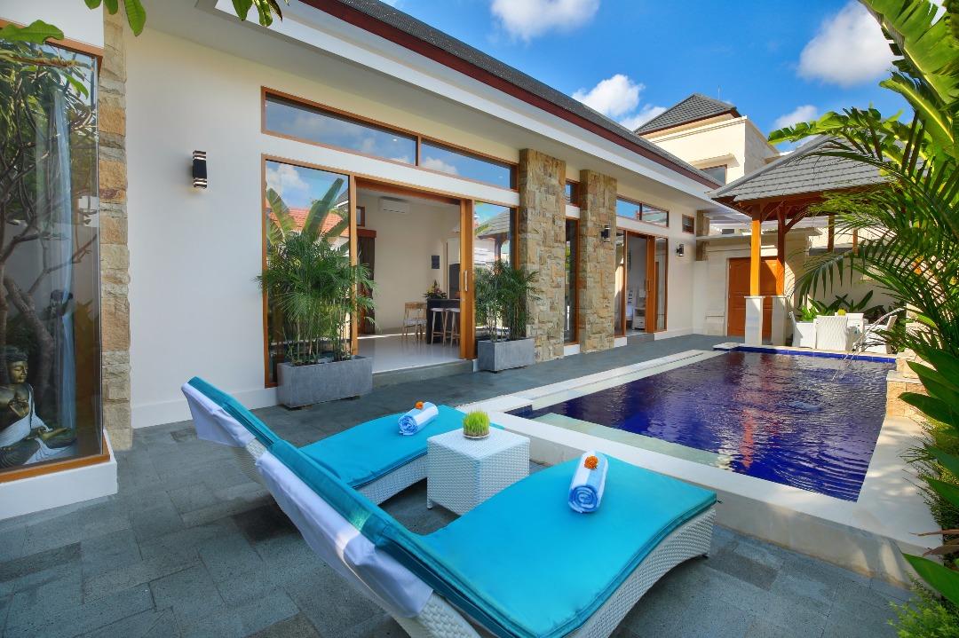 Villa Leasehold 3 Bedroom in Great Location close Heart Seminyak