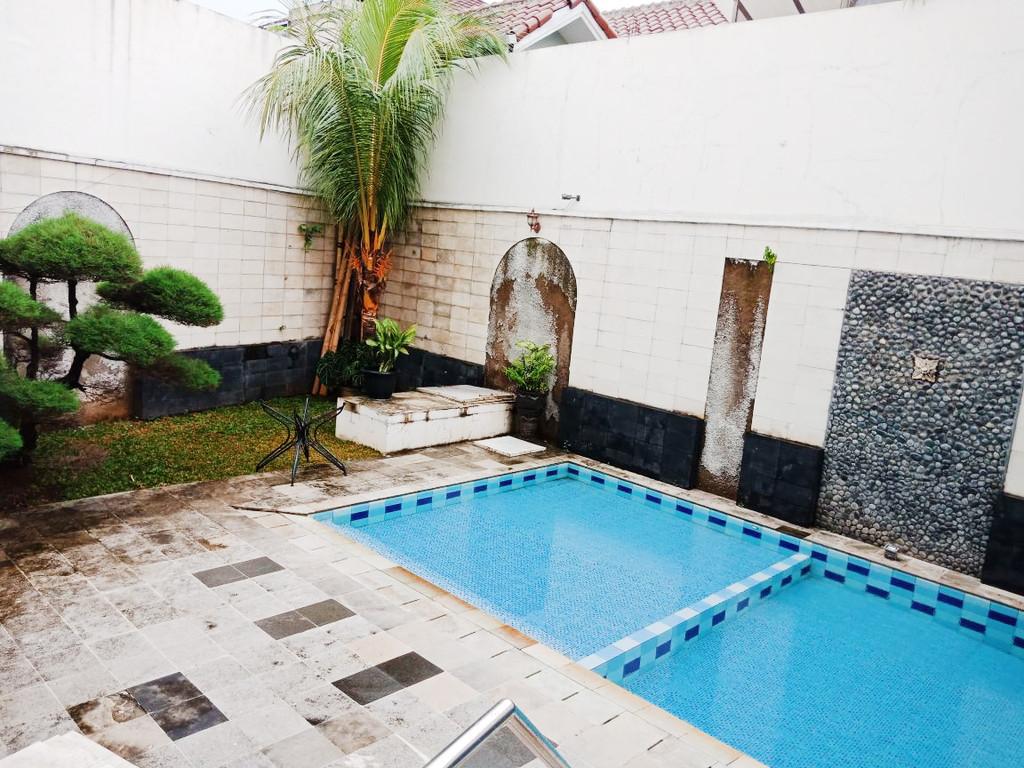 Luxury Home di Kawasab Tebet Timur, Jakarta Selatan