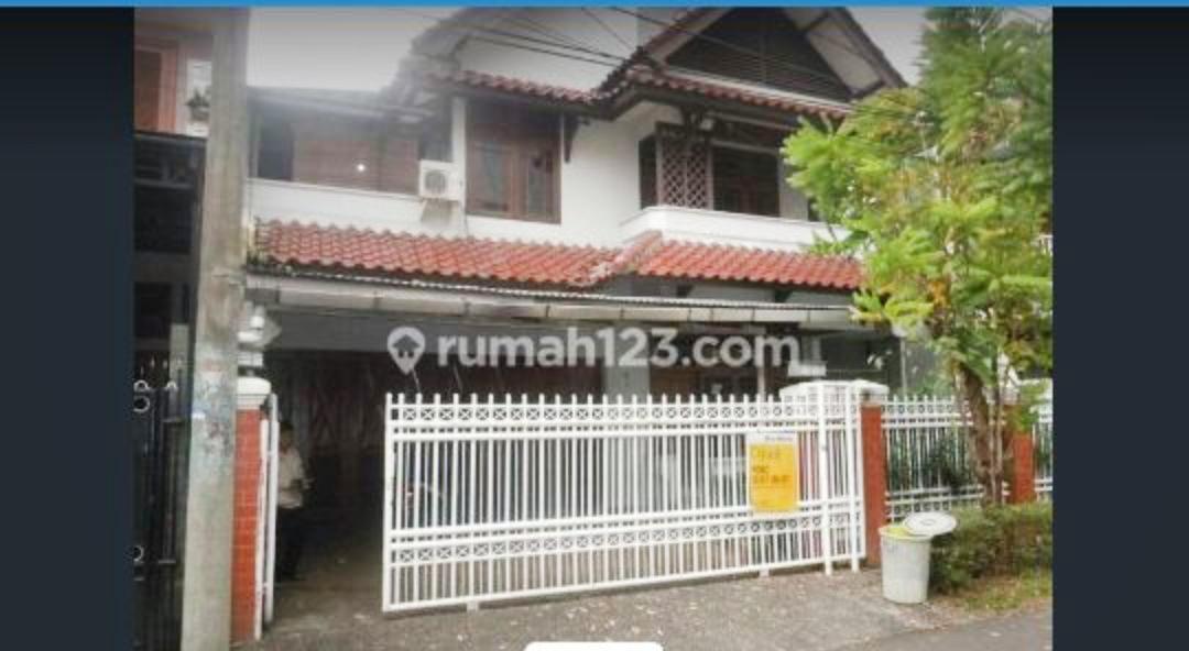 Di Jual Rumah Bagus Di Jl Cendrawasih, Bintaro Sektor 1