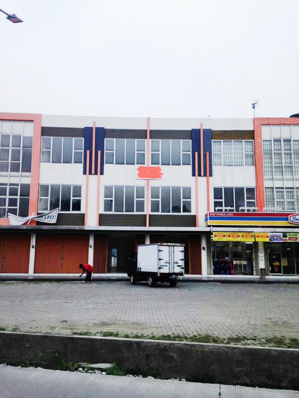 Ruko 3 Lantai Siap Pakai di Pamulang, Tangerang Selatan