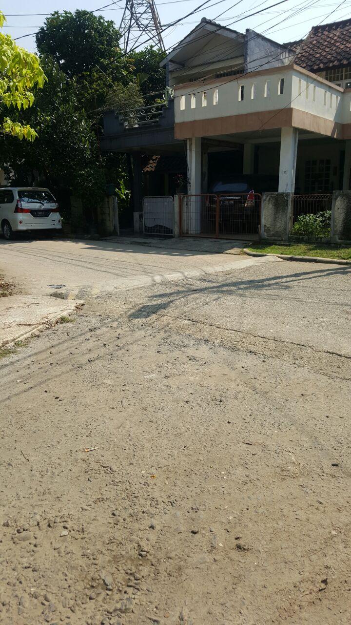 Rumah Adem Di Pondok Mitra Lestari Bekasi Selatan-Bekasi
