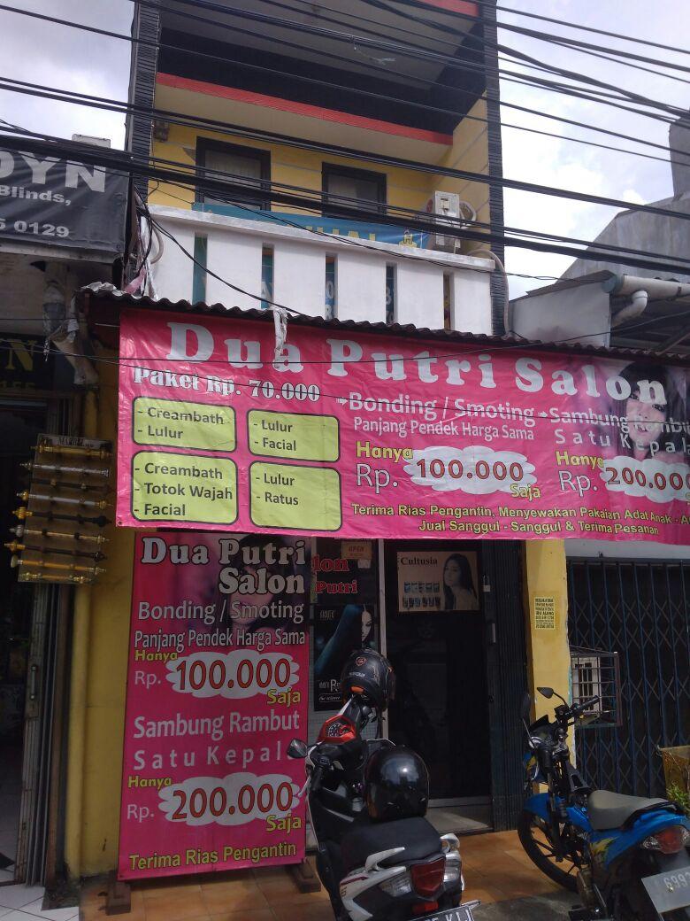 Dijual Ruko Dipinggir jalan raya