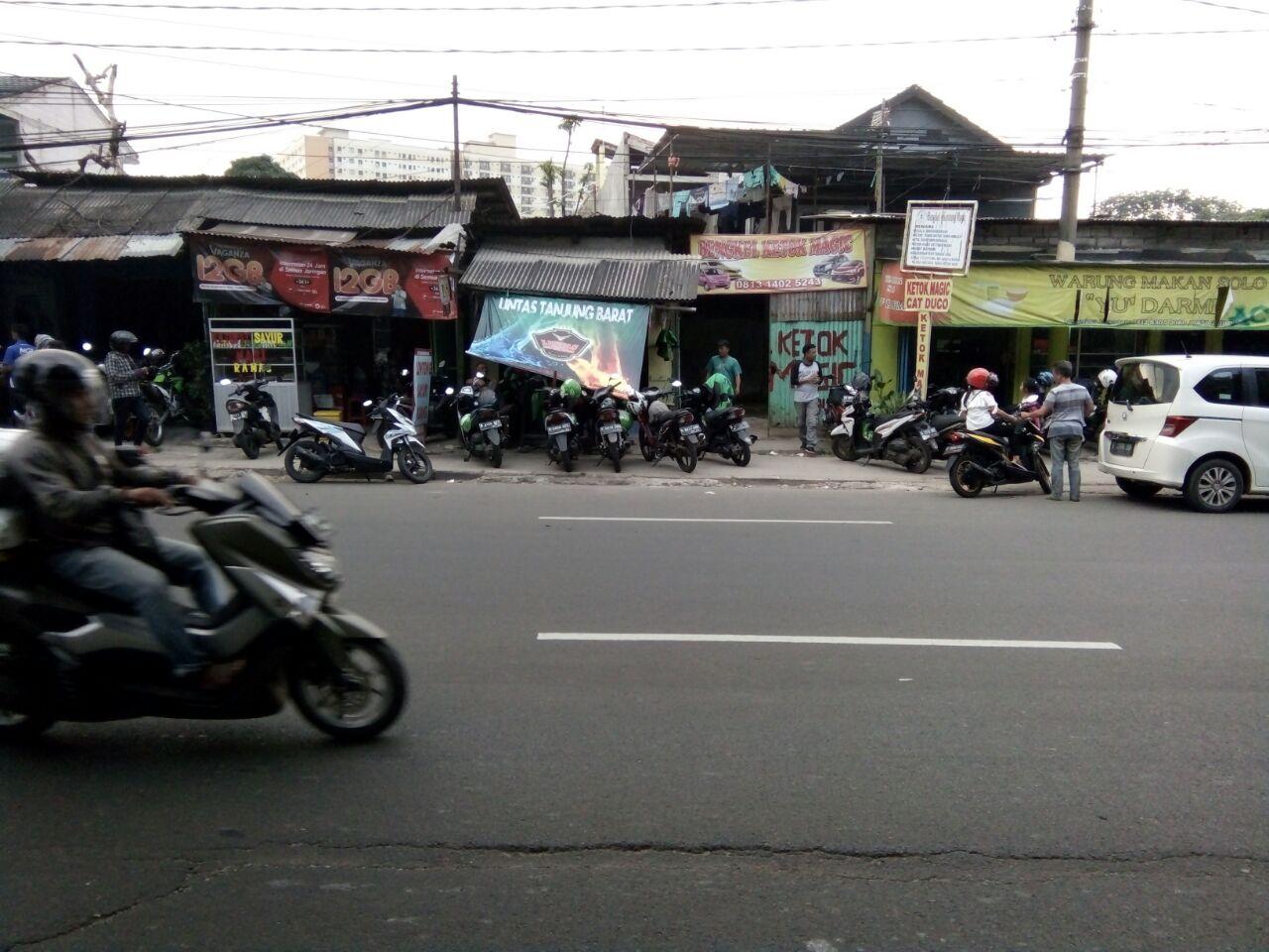DIJUAL TANAH DAERAH COMERCIAL DI JAKARTA SELATAN