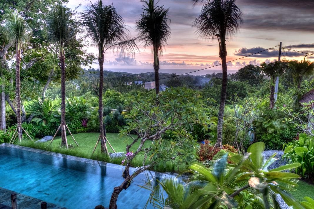 Villa Leasehold 4 Bedroom with Ocean View In Ungasan Bukit