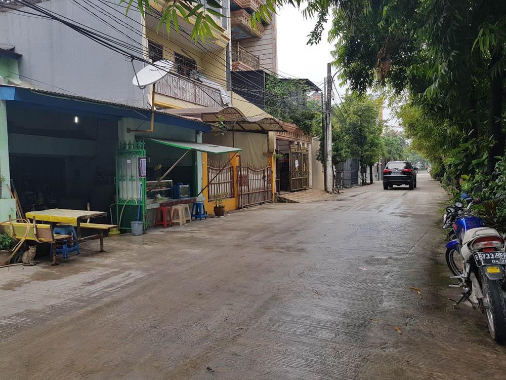 Rumah di Jual Gading Indah Utara-Kelapa Gading-Jakarta Utara