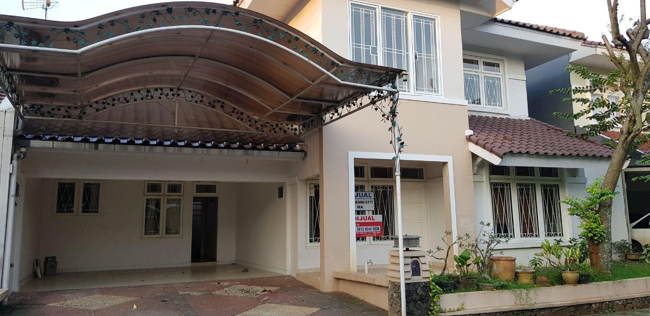 Rumah Bagus Siap Huni, Asri dan nyaman dikawasan Puri Bintaro
