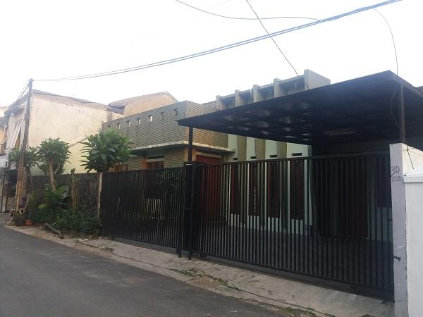 JARANG ADA!!! Dijual Cepat Rumah Bagus di jl haji nawi, Lingkungan Bagus & Nyaman, lokasi strategis