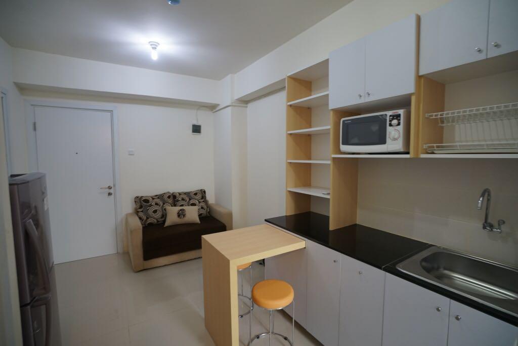 Apartemen di Jual Green Parmuka-Jakarta Pusat