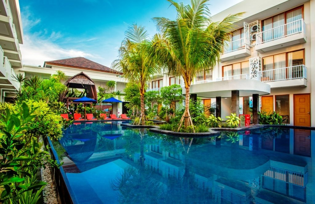 For Sale City Hotel And Galery In Sanur Close To The Beach