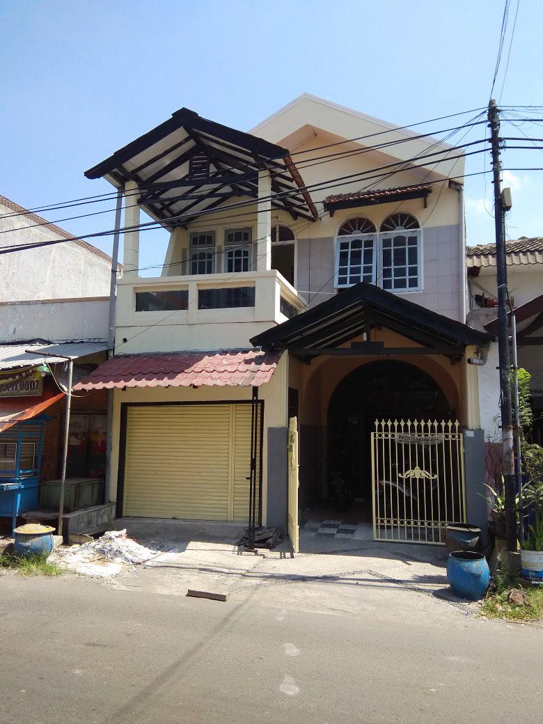 Rumah Nyaman dan Siap Huni di Kawasan Balongsari, Surabaya
