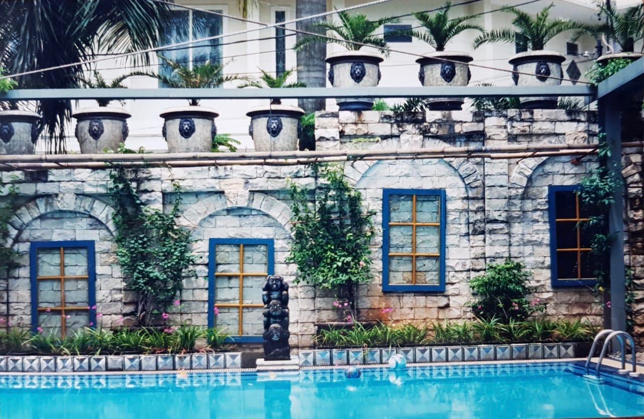 Rumah Mewah, Bagus, Elegan dan siap Huni di Garuda Bintaro Sektor 1