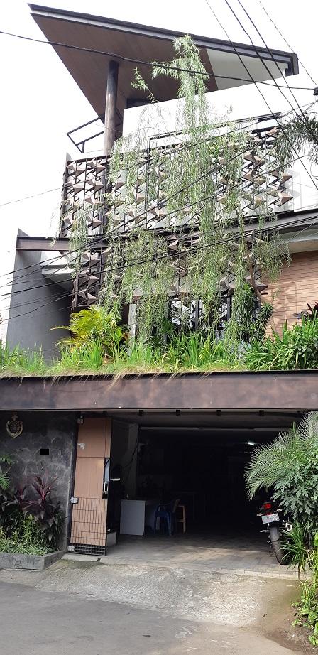 Rumah Di Cilandak, Belakang CITOS, Design Modern, SHM