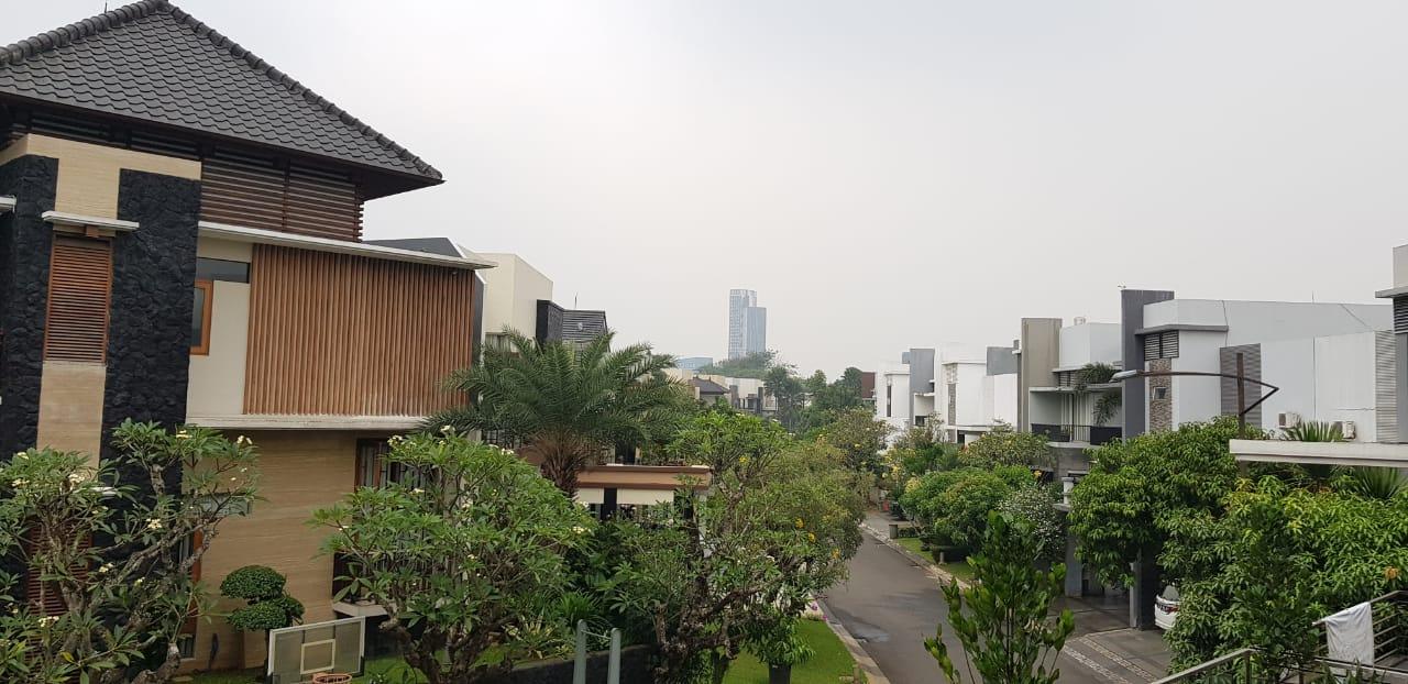 Rumah Mewah, Bagus, Elegan dan Siap Huni di Kebayoran Height Bintaro