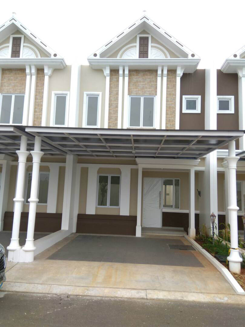 Rumah di Jual The Thames-JGC-Cakung-Jakarta Timur