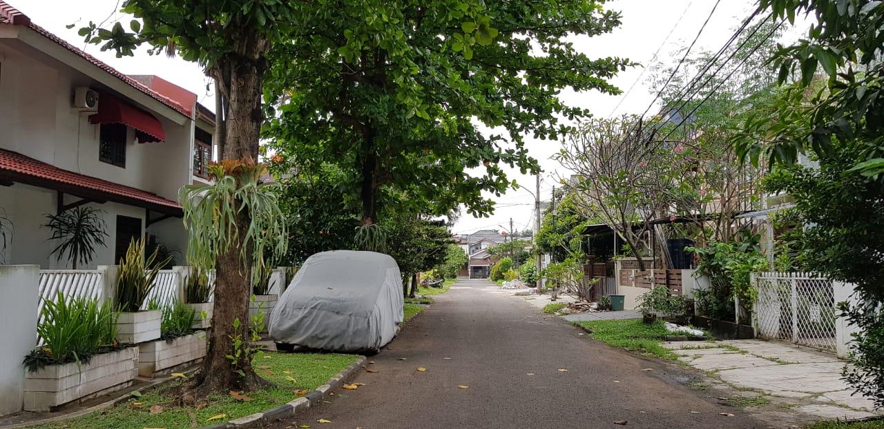 Rumah Murah, siap huni, lingkungan bersih dan nyaman diBintao Puspita