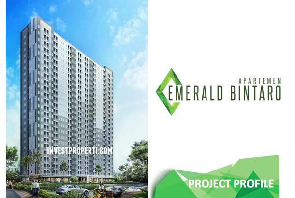 Apartment Nyaman dan Siap Huni di Kawasan Emerald Bintaro