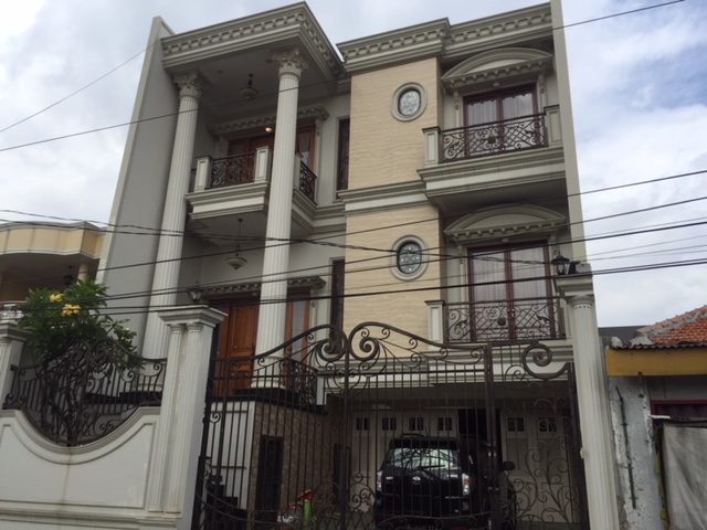 Dijual Rumah Mewah di Kemandoran Kebayoran Lama