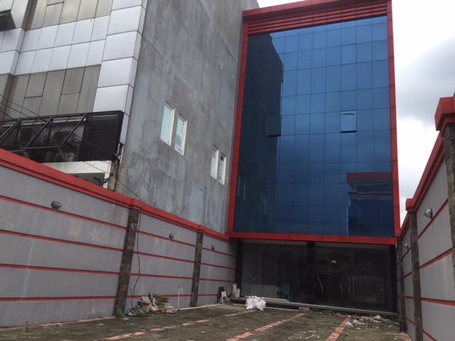 Dijual Ruko Baru 4.5 Lantai di Jalan Kebayoran Lama - MURAH