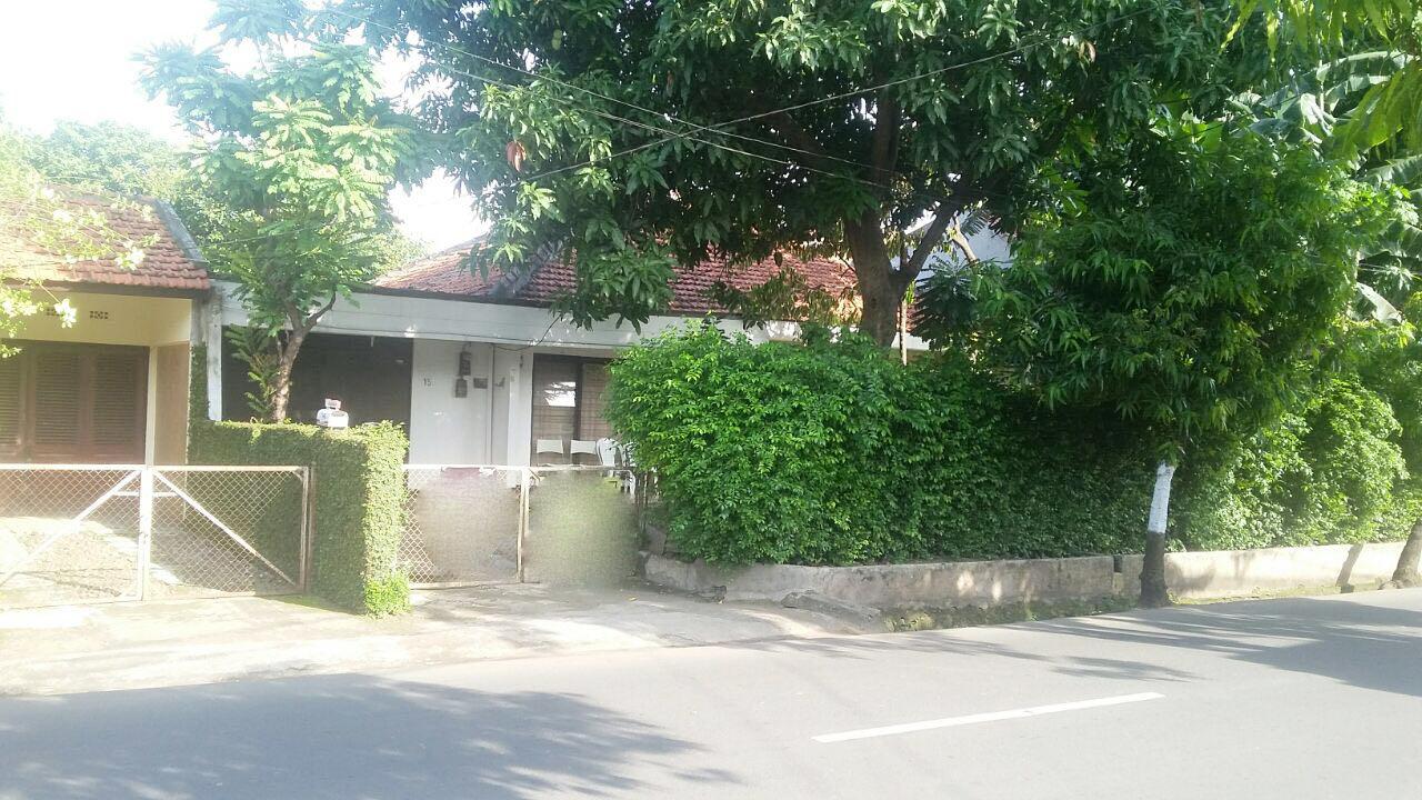 Rumah Tua Hitung Tanah, Jalan M Saidi Pesanggrahan Jaksel