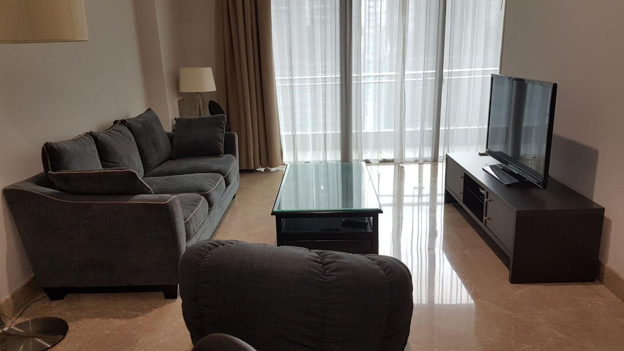 Di jual Apt Residence 8 tower 2 Jl senopati Kebayoran Baru