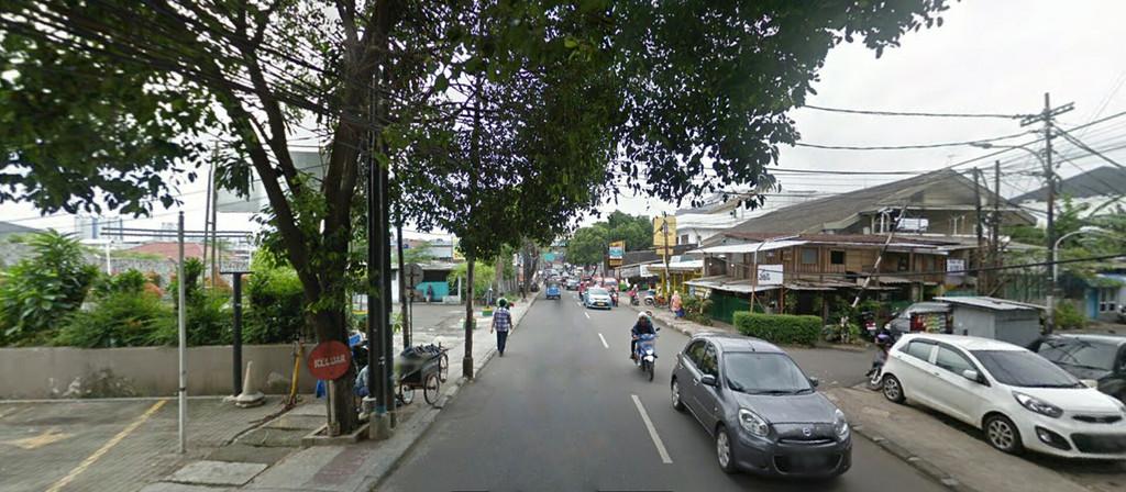 Dijual Properti di Jl. Cipete Raya