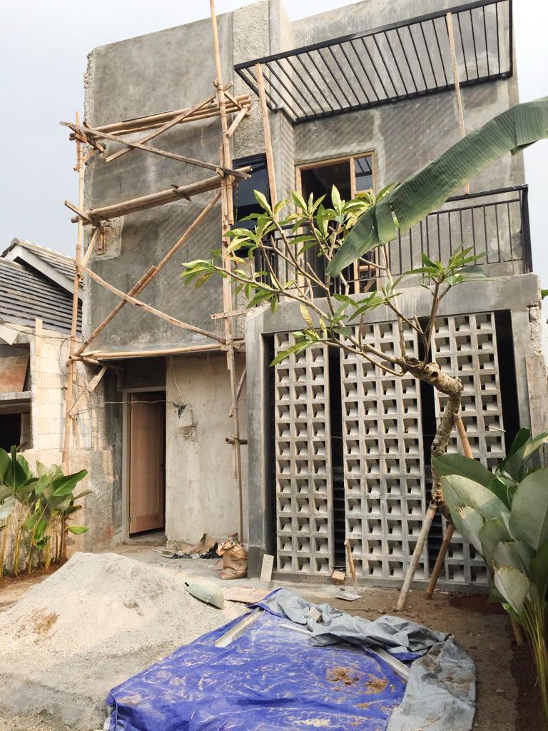 Rumah Nyaman dan Siap Huni di Kawasan Pondok Aren