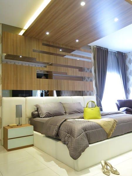 Rumah Apik Jakarta Garden City Furnish Siap Huni