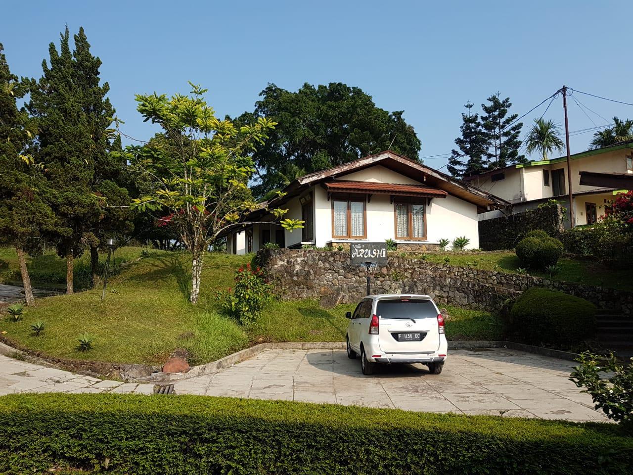 Dijual Villa di Cisarua Bogor